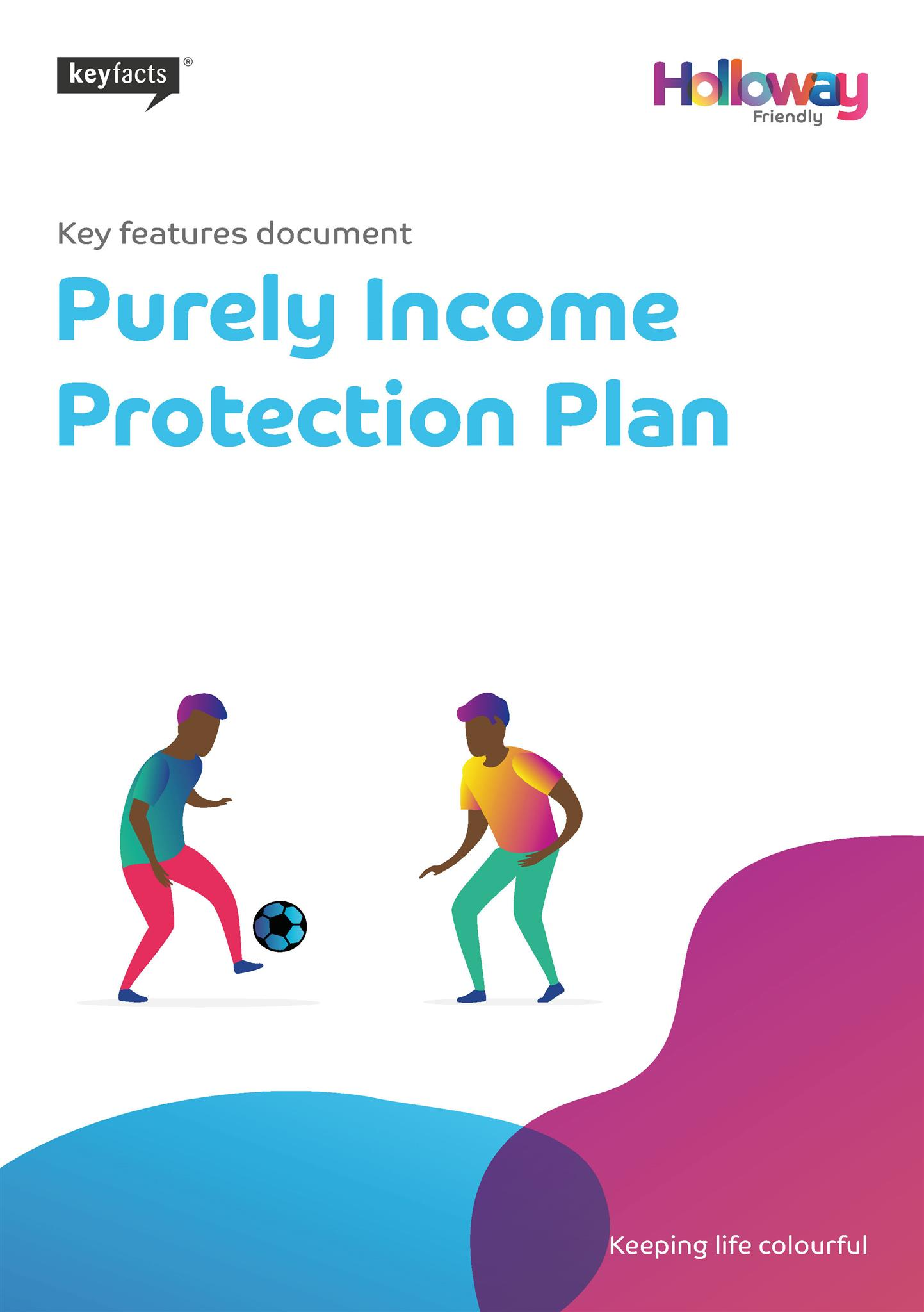 purely income protection pdf cover